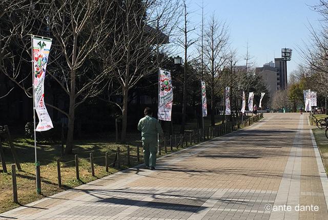 のぼり デザイン イベント 会場 ロボカップジュニア