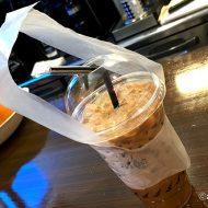 ベトナムミルクコーヒー 持ち帰り ビニール ThuyMocCafe