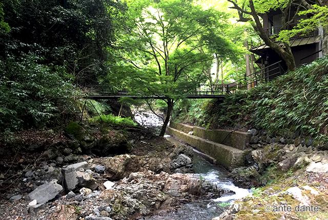 叡山電車 貴船口駅