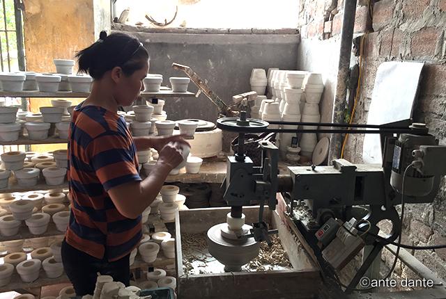 ベトナム 陶器 バッチャン焼