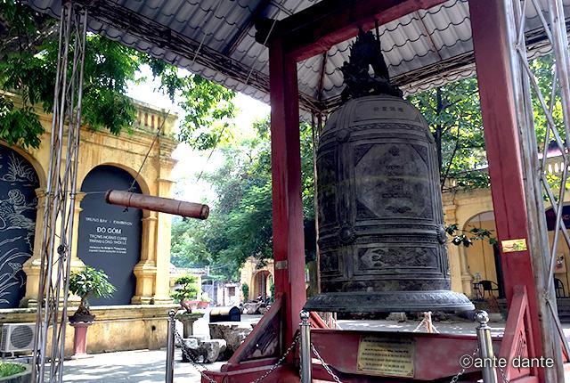 ベトナム タンロン王城遺跡